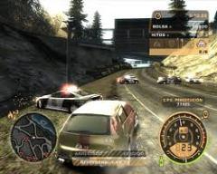 Nfs Most Wanted Screenshot
