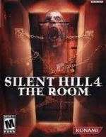 Silent Hill 4 : The Room Cover
